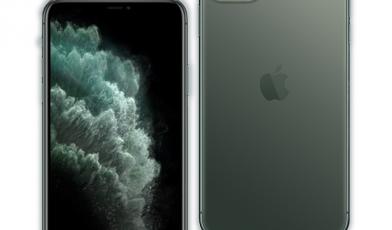 東富流當出售 Apple I Phone 11 Pro Max 64G 夜幕綠 優質好商品